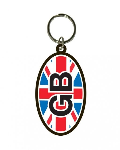 GB - Flag Union Jack Porte-clés