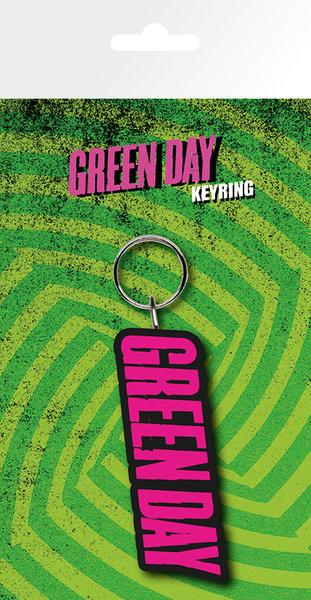Green Day - Logo Porte-clés