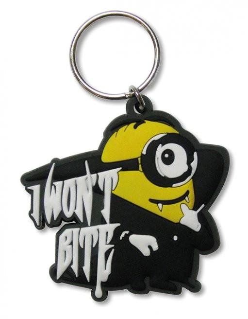 Minions (Moi, moche et méchant) - I won't bite Porte-clés