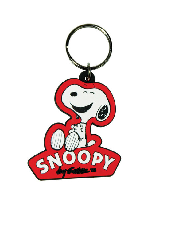 SNOOPY - Laughing Porte-clés