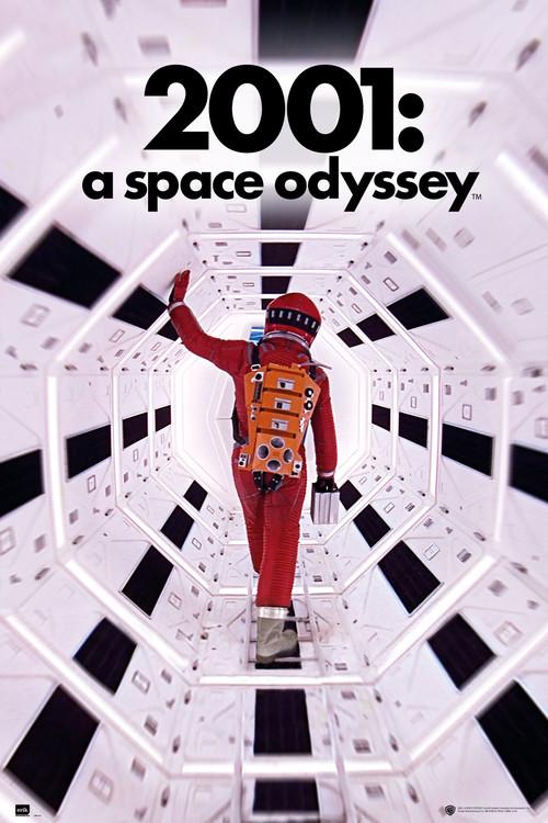 Poster 2001: A Sprace Odyssey