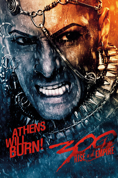 Poster 300: RISE OF AN EMPIRE - athens