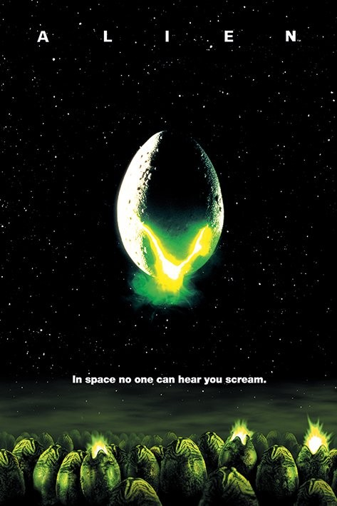 Alien - One-sheet Poster