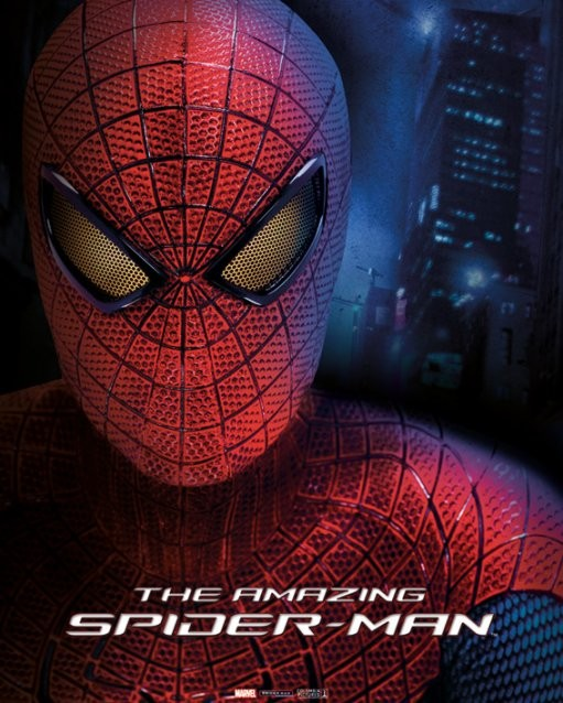AMAZING SPIDER-MAN - face Poster : Sold at Europosters