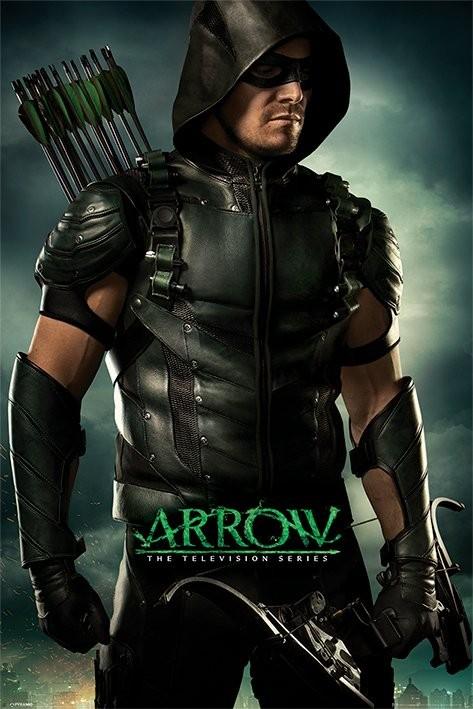 Arrow - Aim Higher Poster