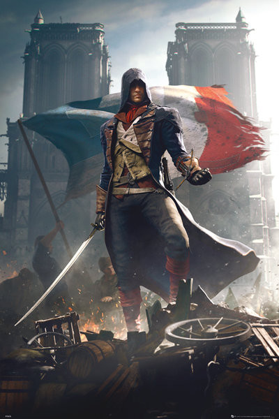 Assassin S Creed Unity Arno Poster Sold At Europosters