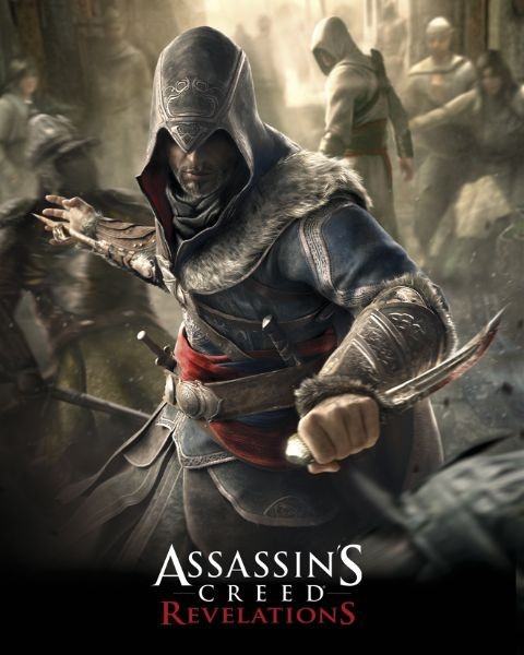 Assassins Creed Revelations Poster Sold At Europosters