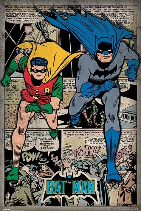 Batman comic montage poster sold at ukposters for Sfondi batman