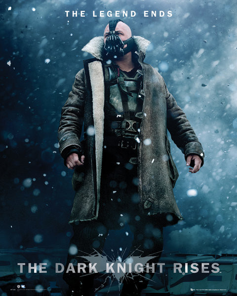 Batman dark knight rises bane poster sold at europosters batman dark knight rises bane poster voltagebd Images