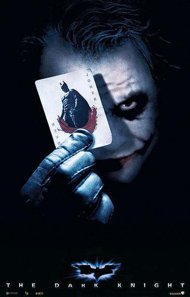 Batman The Dark Knight Joker Card Poster Sold At Abposters Com