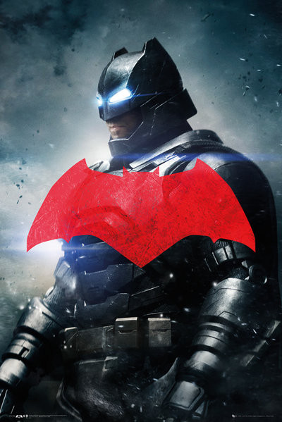 Batman v Superman: Dawn of Justice - Batman Solo Solo Poster