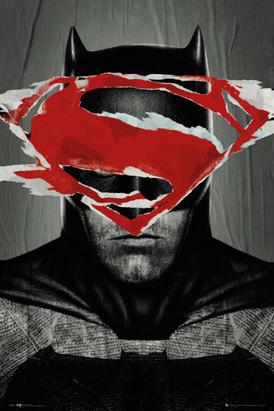 Batman vs. Superman - Batman Teaser Poster