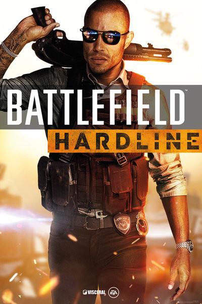 Battlefield Hardline - Shotgun Poster