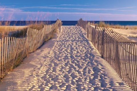 Poster Beach - josef sohn