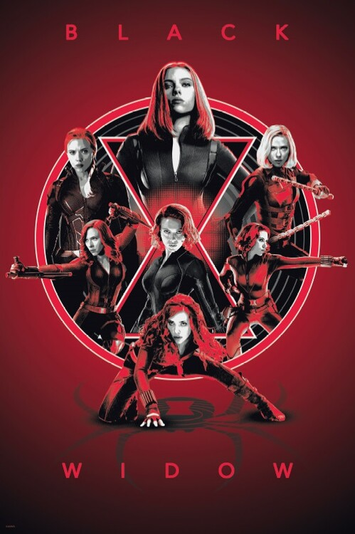 Black Widow - Legacy Poster