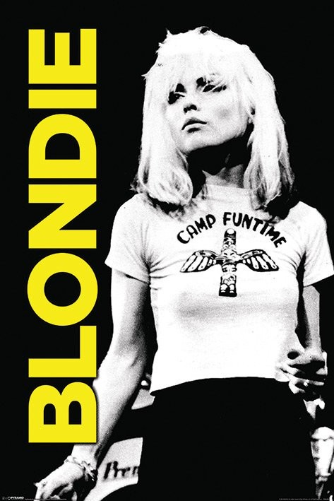 Blondie - Camp Funtime Poster