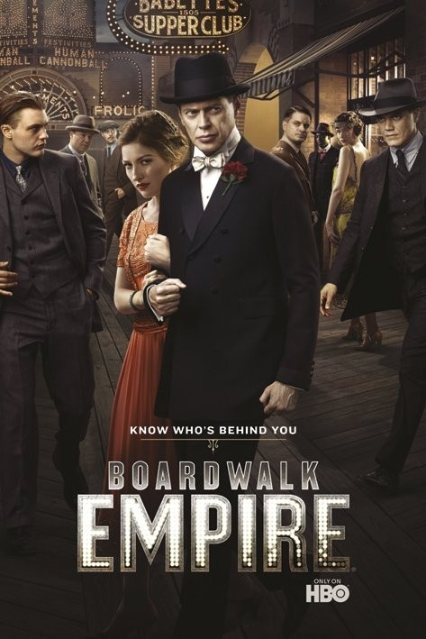 BOARDWALK EMPIRE Poster, Art Print