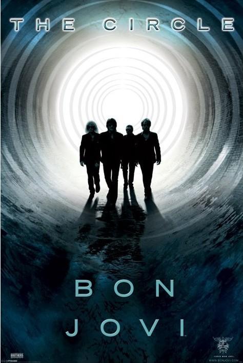 Bon Jovi The Circle Poster Sold At Abposters Com