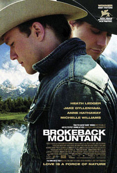 BROKENBACK MOUNTAIN Poster