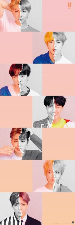 Poster BTS - Selfie