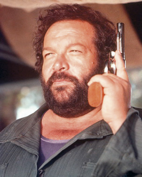 Poster Bud Spencer