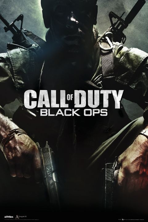 of black Call ops cover duty