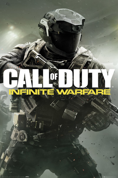 Poster Call Of Duty: Infinity Warfare