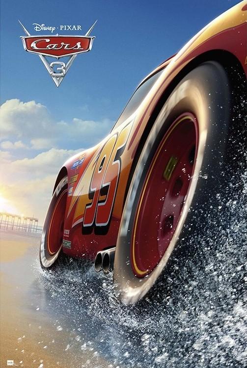 Poster Cars 3 B