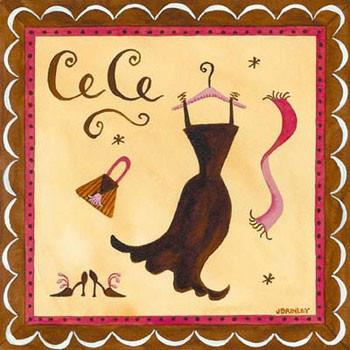 CeCe Art Print