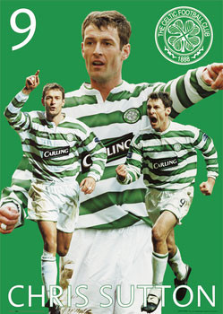 Celtic - Sutton Poster