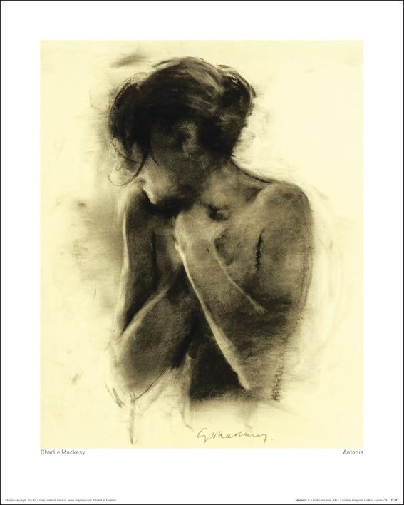 Charlie Mackesy - Antonia Art Print