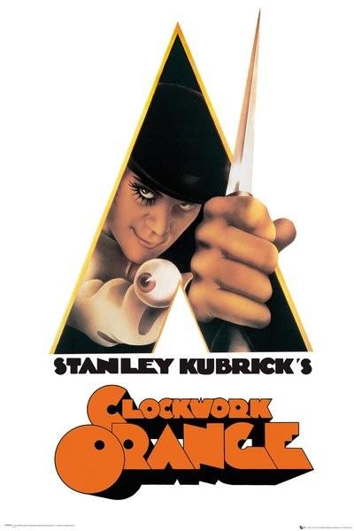 Poster Clockwork - Orange