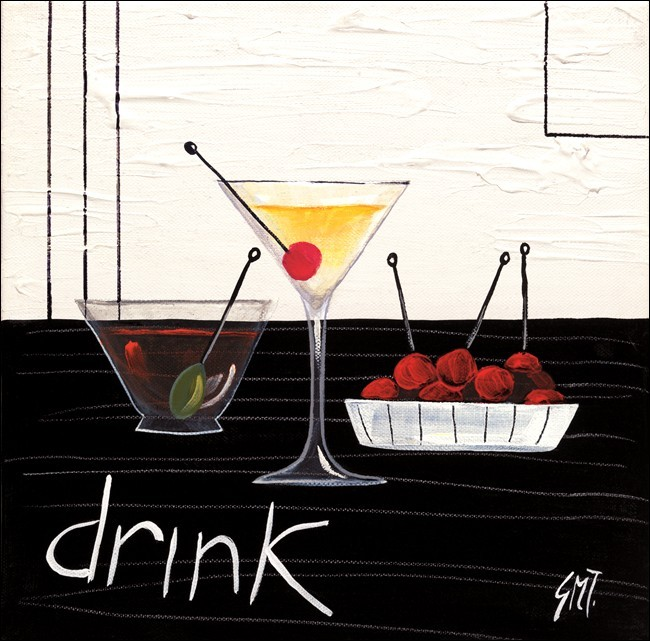 Cocktail (Drink) Art Print