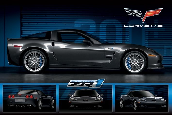 Corvette Zr1 Poster Sold At Ukposters