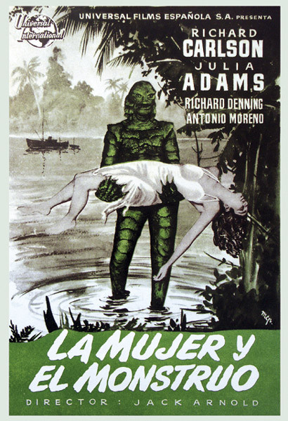 Creature From The Black Lagoon Movie Ok For Kids