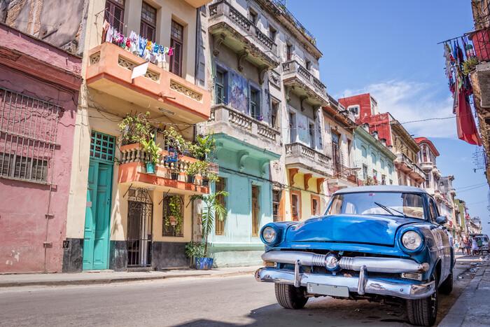 Cuba - Havana Poster