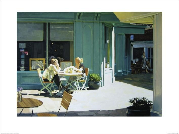 D. Gray - Tasting Rooms Art Print