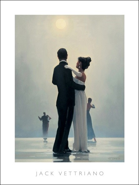 Dance Me To The End Of Love, 1998 Art Print