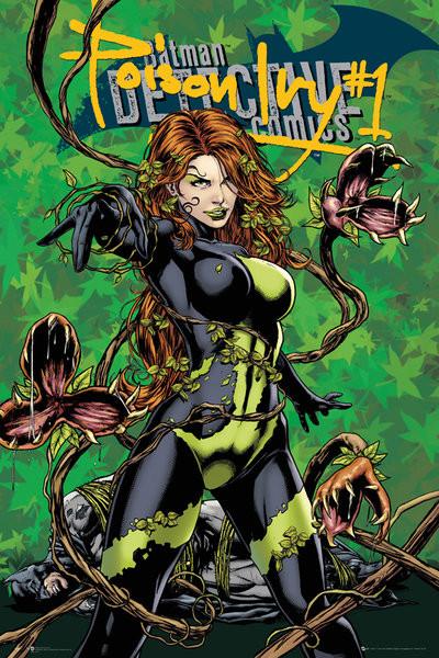 DC Comics - Poison Ivy Poster, Art Print