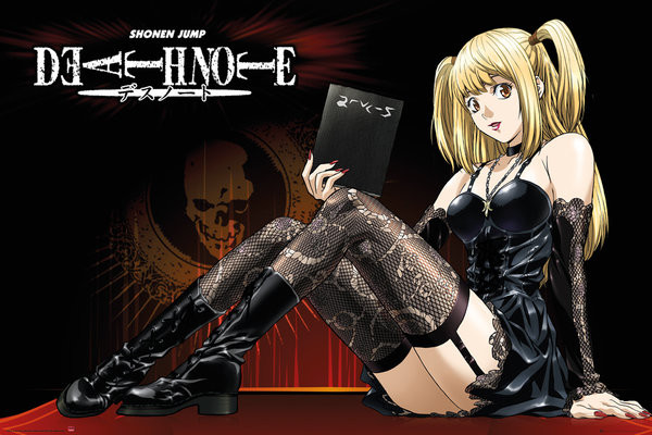 Image result for misa death note