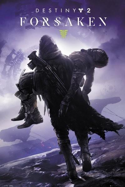 Poster Destiny 2 - Forsaken