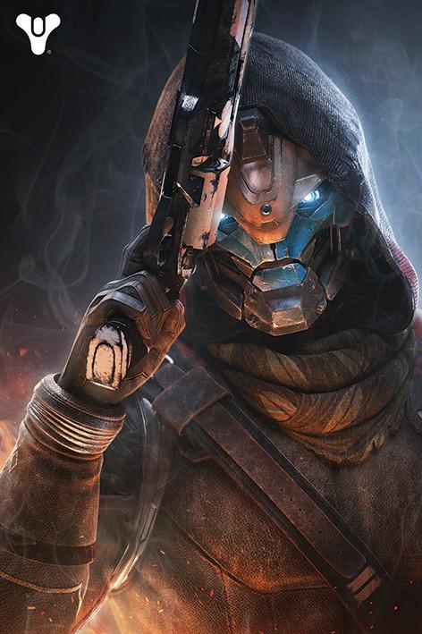 Destiny - Cayde-6 Poster