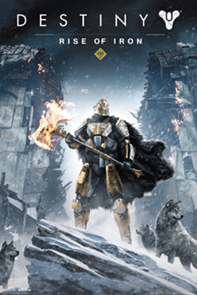 Destiny - Rise Of Iron Poster