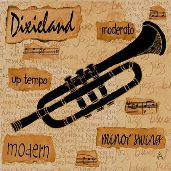 Dixieland Sound Art Print