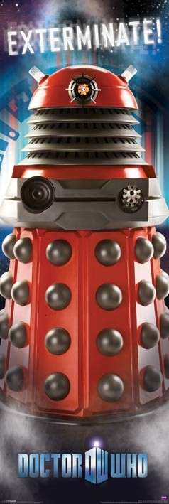 Doctor Who - Dalek Poster