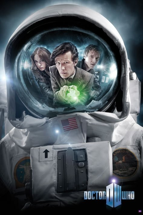 impossible astronaut poster fan made - photo #9