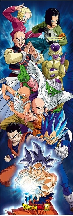 Dragon Ball Super - Group Poster