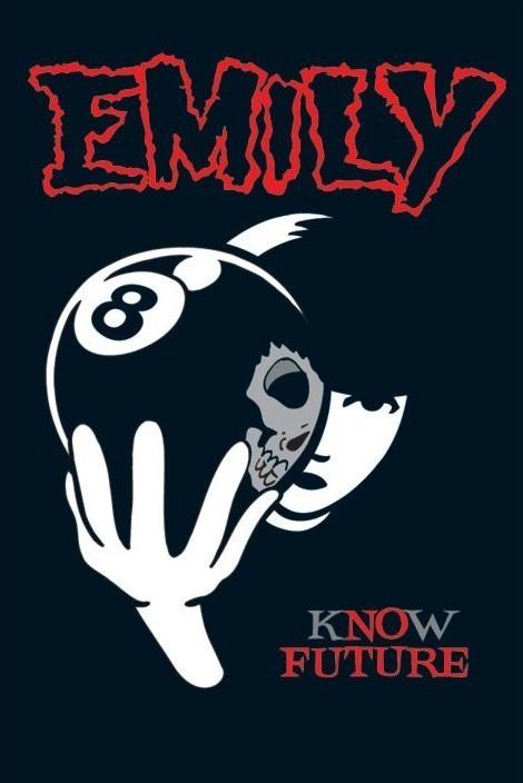 Poster Emily the strange