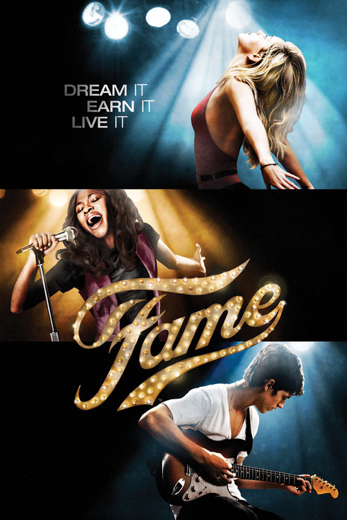 FAME - one sheet Poster, Art Print