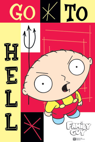 Poster FAMILY GUY - Stewie